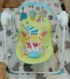 Детский шезлонг- качели. Фото 3.