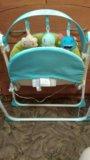 Детский шезлонг- качели. Фото 4.