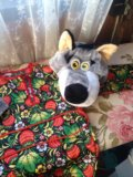 Карнавальный костюм волка. Фото 1.