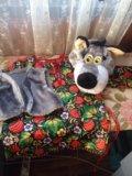 Карнавальный костюм волка. Фото 3.