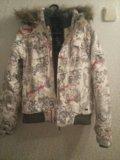 Зимняя спортивная куртка. Фото 1.