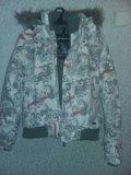 Зимняя спортивная куртка. Фото 2.