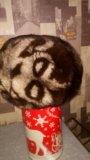 Норковая шуба +шапка в подарок. Фото 4.
