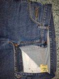 Джинсы wringler-w32-l30.б/у. длинна 104см.турция. Фото 2.