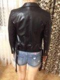 Куртка косуха новая. Фото 4.