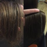 Полировка волос. Фото 3.