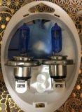 Лампы н4 пфилипс. Фото 1.