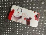 Чехол на iphone 4, 4s. Фото 1.