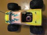 Машинка двс на пульте упр. Фото 3.