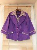 Кофты, блузки 46 р-р. Фото 1.