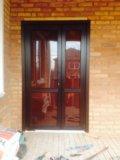 Металапластиковые окна и двери. Фото 4.