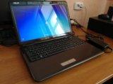 Ноутбук asus k50ab. Фото 1.