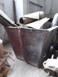 Контейнер для отходов. Фото 1.
