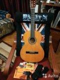 Новая гитара  hand crаfted adams(canada)+подарок. Фото 1.