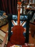 Новая гитара  hand crаfted adams(canada)+подарок. Фото 3.