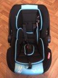 Автомобильное детское кресло. Фото 1.