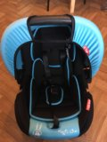 Автомобильное детское кресло. Фото 2.