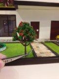 Деревья для макета (6, 5 см, код: d 04). Фото 1.