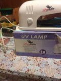 Уф лампа 9в. Фото 2.