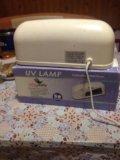 Уф лампа 9в. Фото 3.