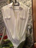 Блузка - боди. Фото 2.