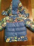 Новая зимняя куртка 1-2 года. Фото 2.