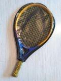 Теннисная ракетка head. Фото 1.