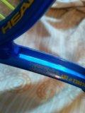 Теннисная ракетка head. Фото 4.