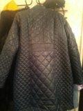 Куртка пальто. Фото 3.