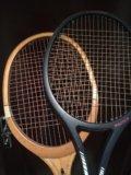 Ракетки для большого тенниса. Фото 1.