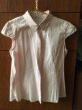 Рубашка 👚 для девочки 11-13 лет. Фото 1.