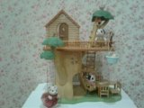 Детский домик для долматинцев. Фото 1.