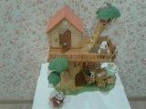Детский домик для долматинцев. Фото 2.