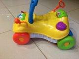 Машинка-ходунки. Фото 3.