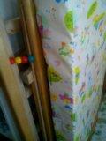 Детская кроватка+матрац. Фото 3.