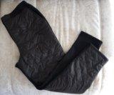 Женские утеплённые брюки. Фото 1.