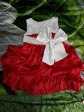 Новое платье. рост 120. Фото 1.