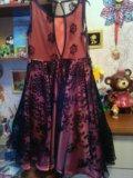 Очень нарядное платье. Фото 2.