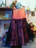 Очень нарядное платье. Фото 4.