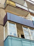 Остекление.обшивка и утепление балконов и лоджий. Фото 2.
