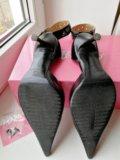 Туфли кожаные 36. Фото 3.