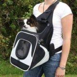 Рюкзак переноска для собак. Фото 2.