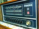 Радиола рекорд 314. Фото 2.