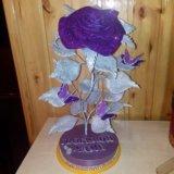 Цветы из фоамерана. Фото 2.