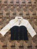 Новая блузка с корсетом. Фото 3.