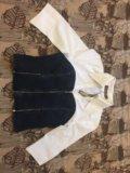 Новая блузка с корсетом. Фото 4.