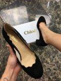 Новые туфли chloe.👠. Фото 2.