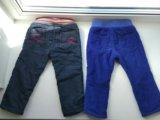 Купить джинсы утепленные флисом мужские