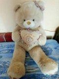 Плюшевый медведь. Фото 1.