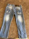 Модные джинсы. Фото 2.